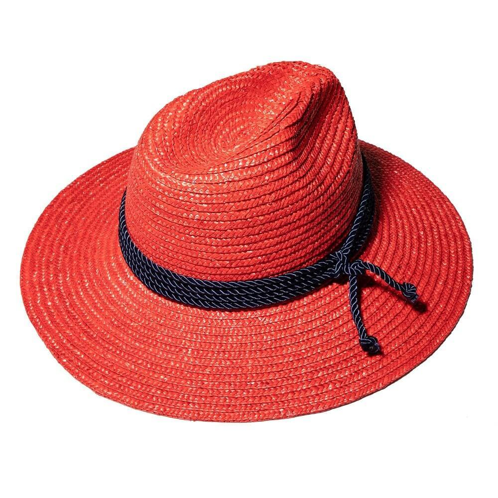 Woven Straw Hat Item # LSHT069RR