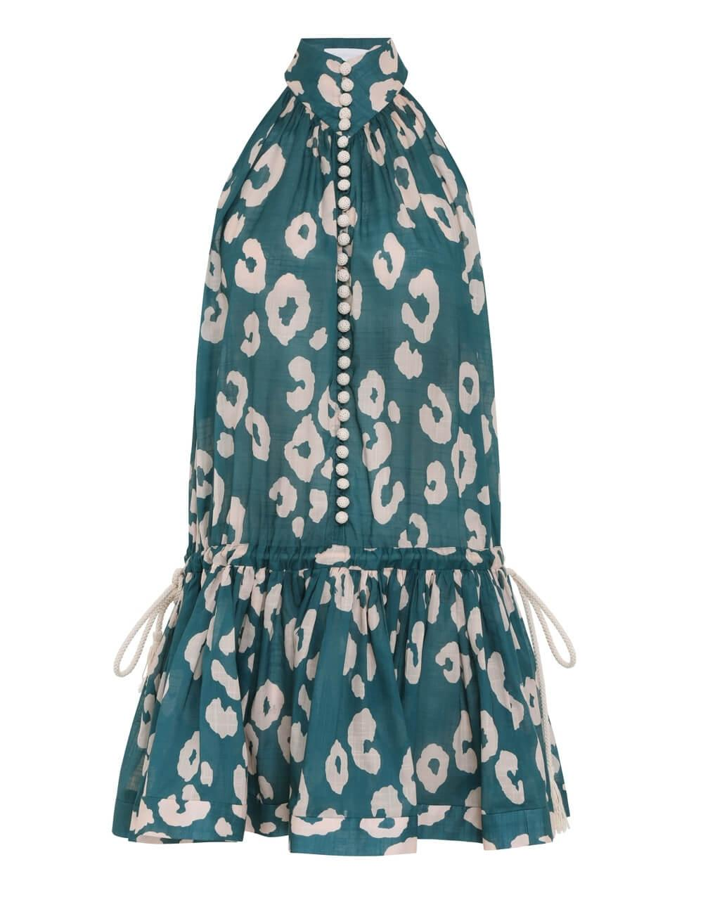 Shelly Swing Halter Dress