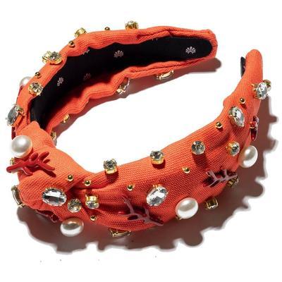 Embellished Woven Headband