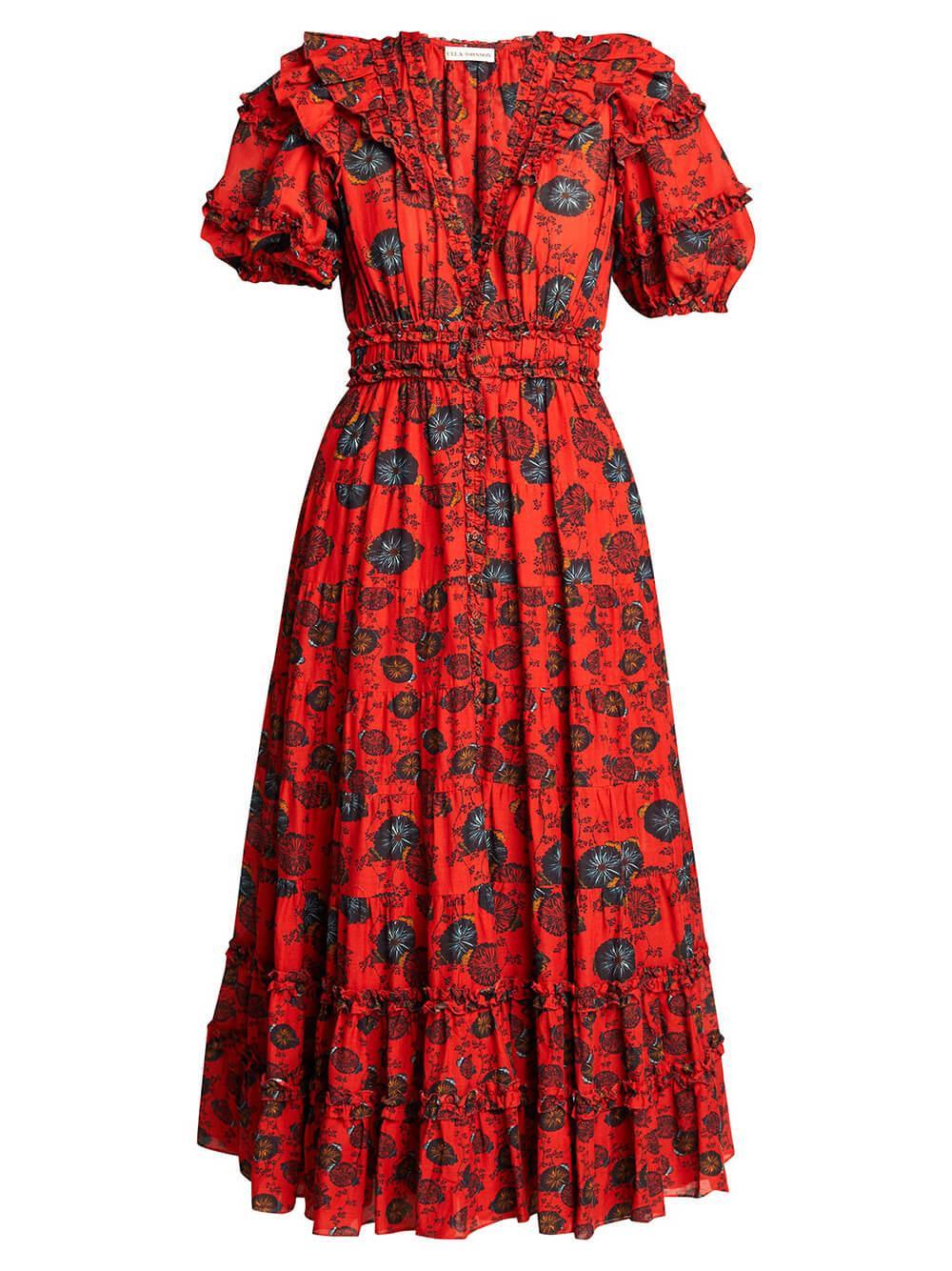 Irvette Dress