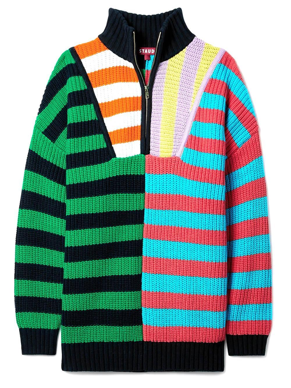 Hampton Striped Sweater