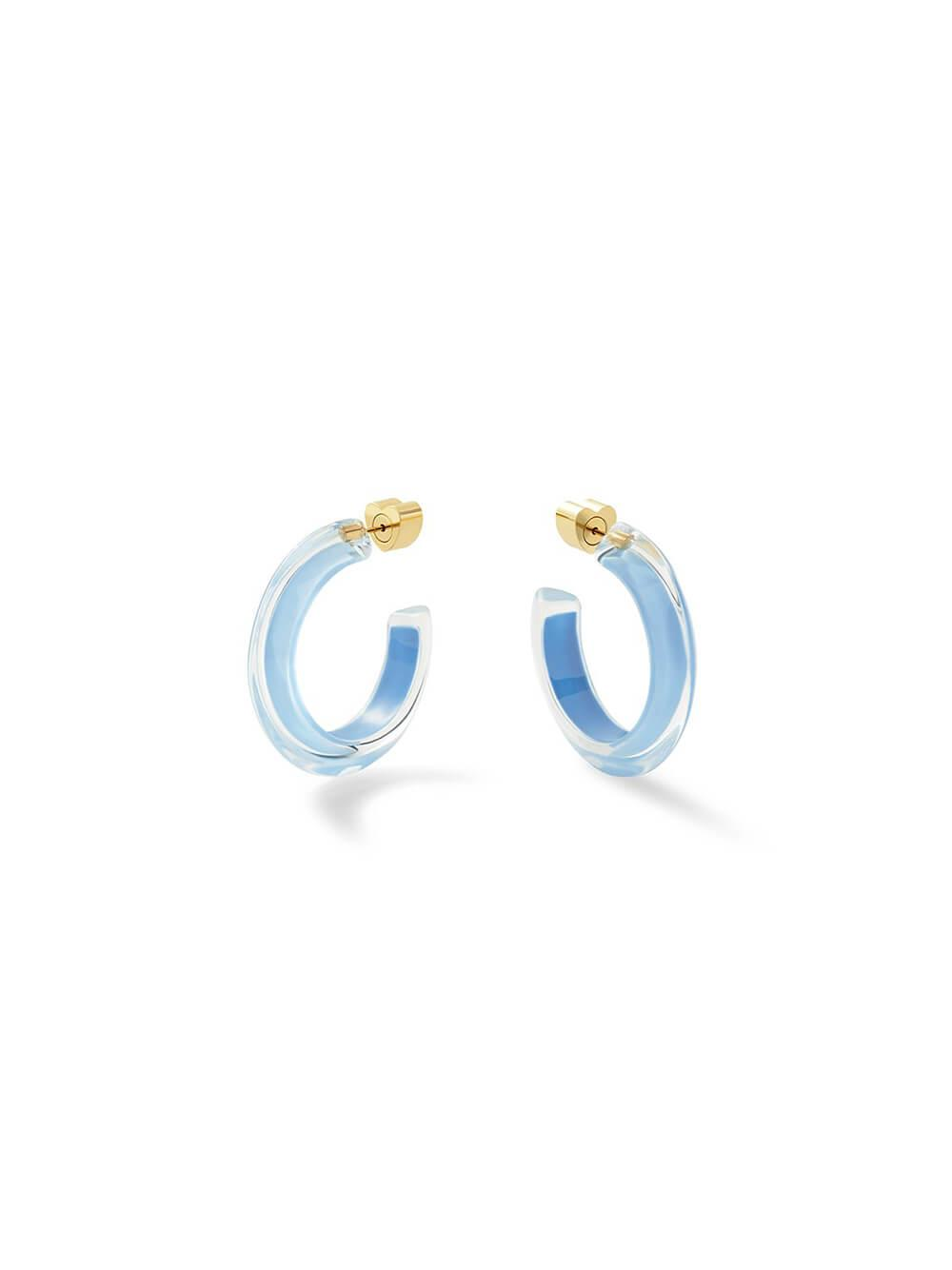 Small Jelly Hoops