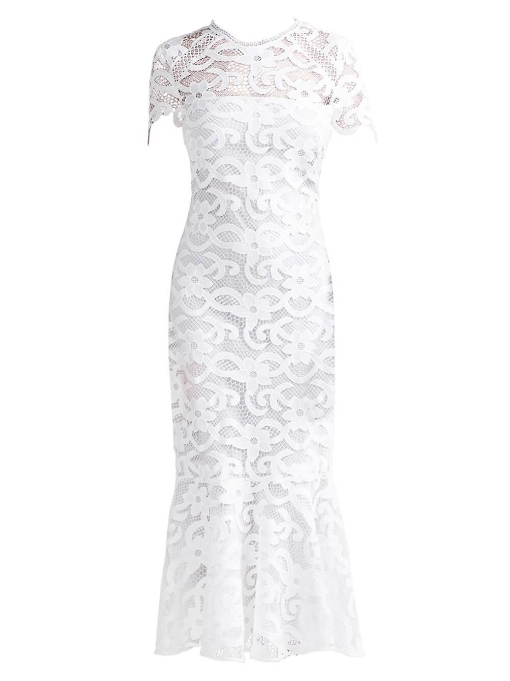Crance Midi Dress Item # 6099255