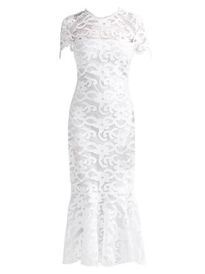 Crance Midi Dress