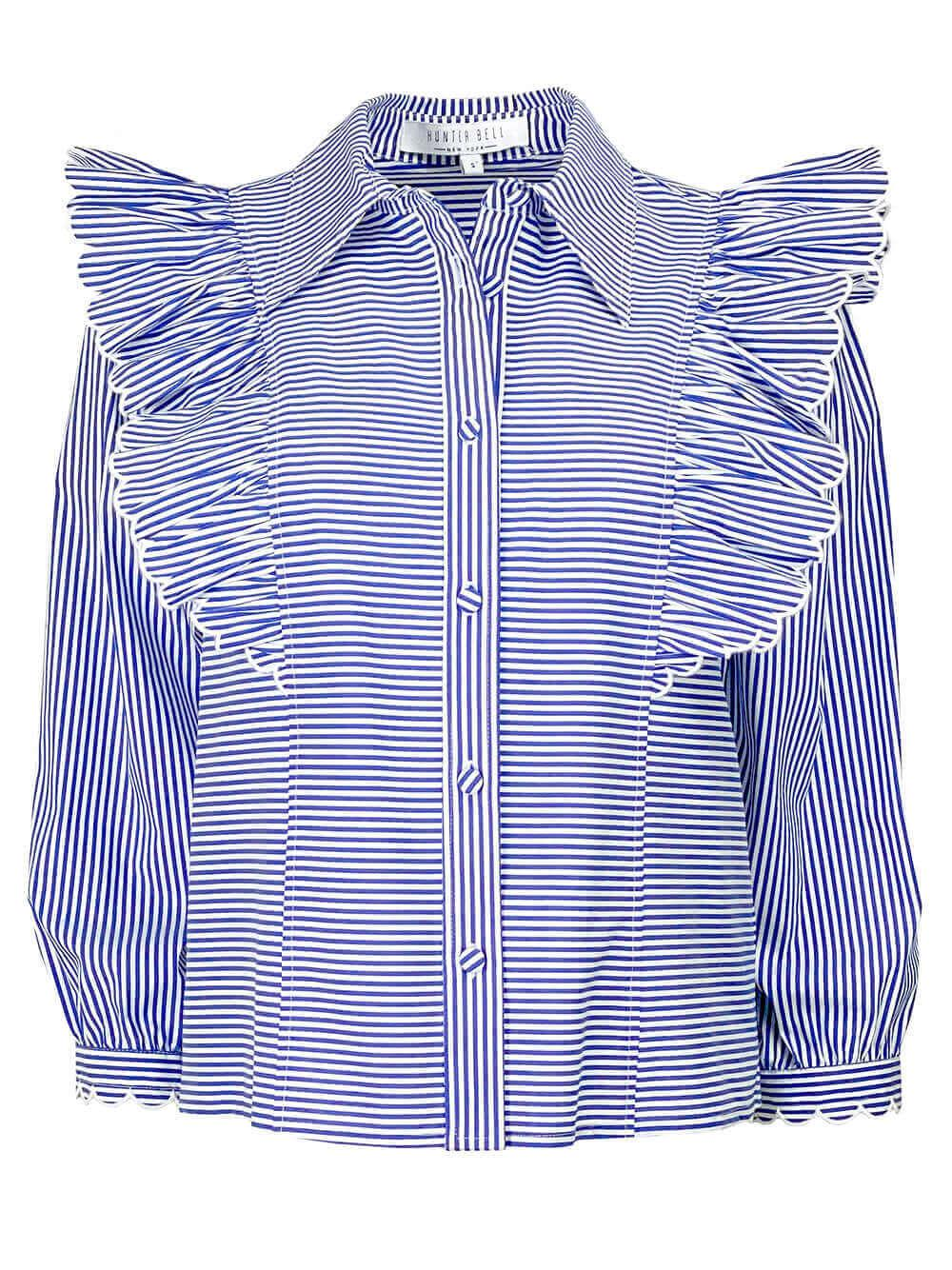 Taylor Striped Top