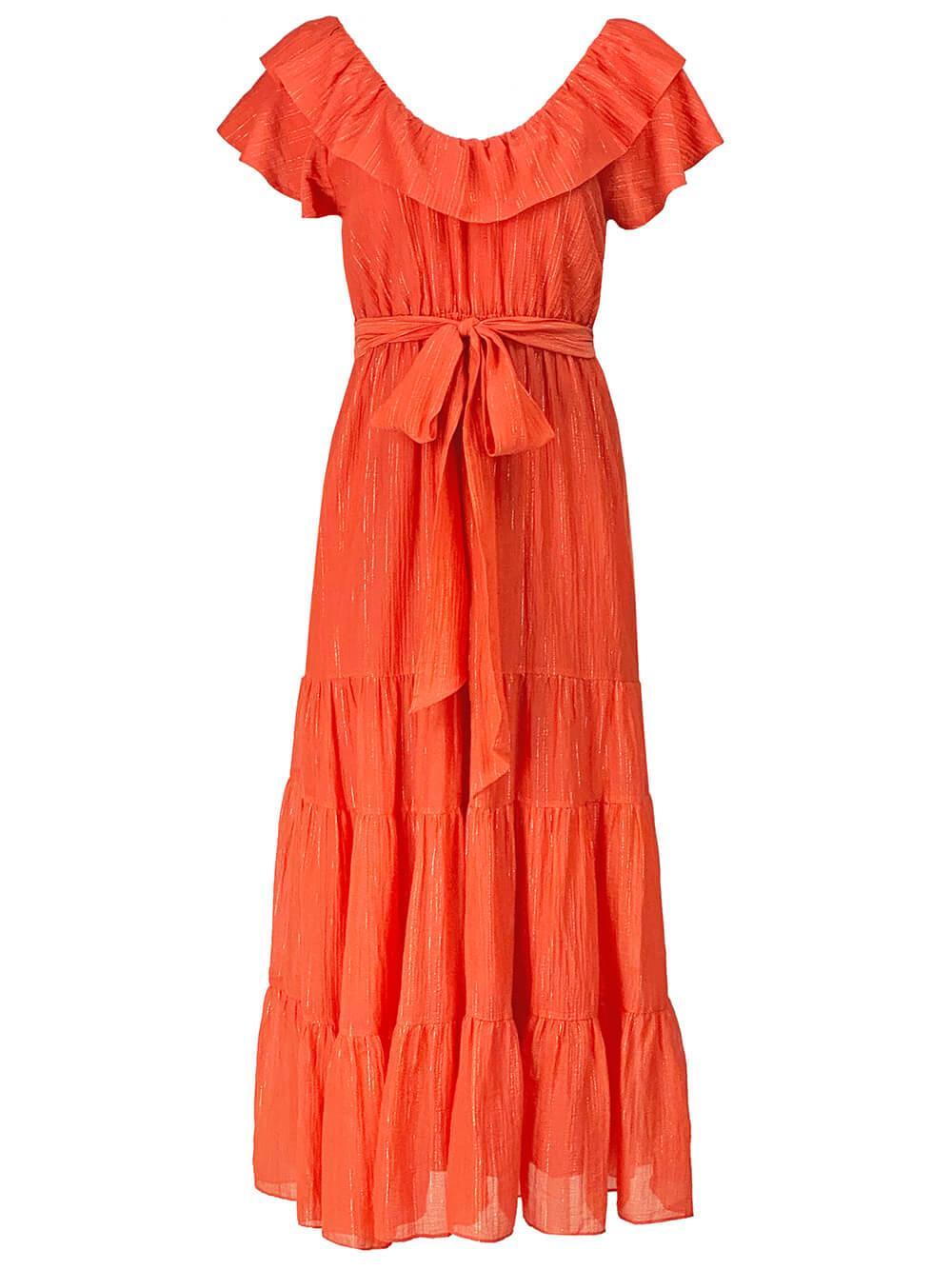 Kinley Maxi Dress Item # 2L6-106-162