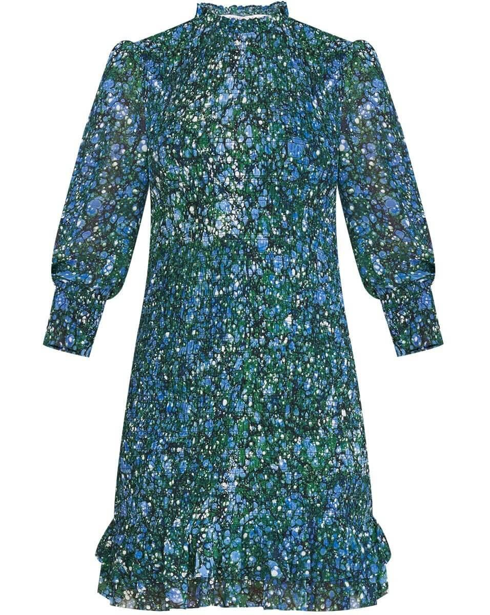 Farha Printed Dress