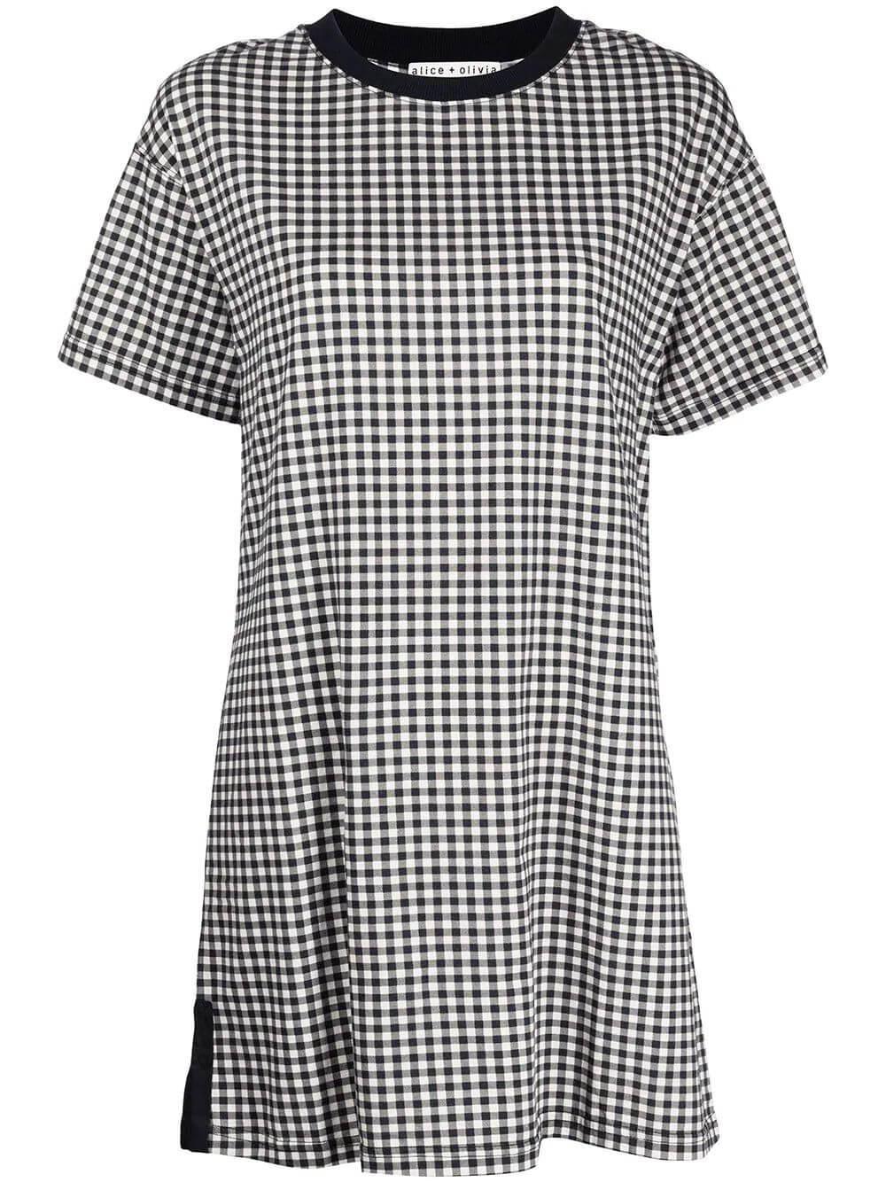 Garner Gingham Dress Item # CC106V06536