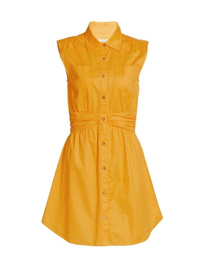 Cora Shirt Dress