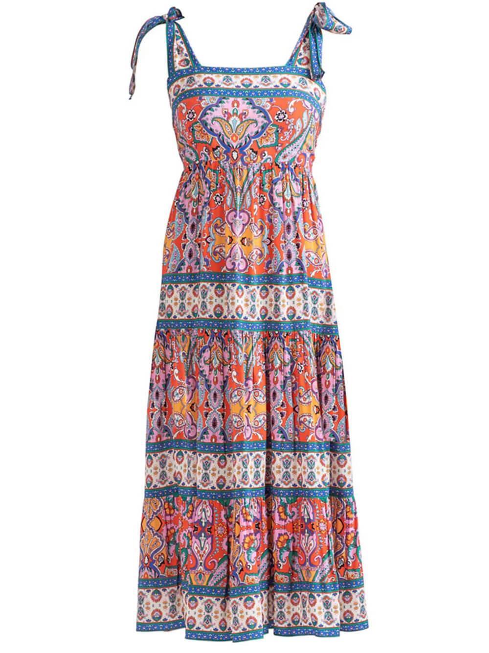 Basel Midi Dress