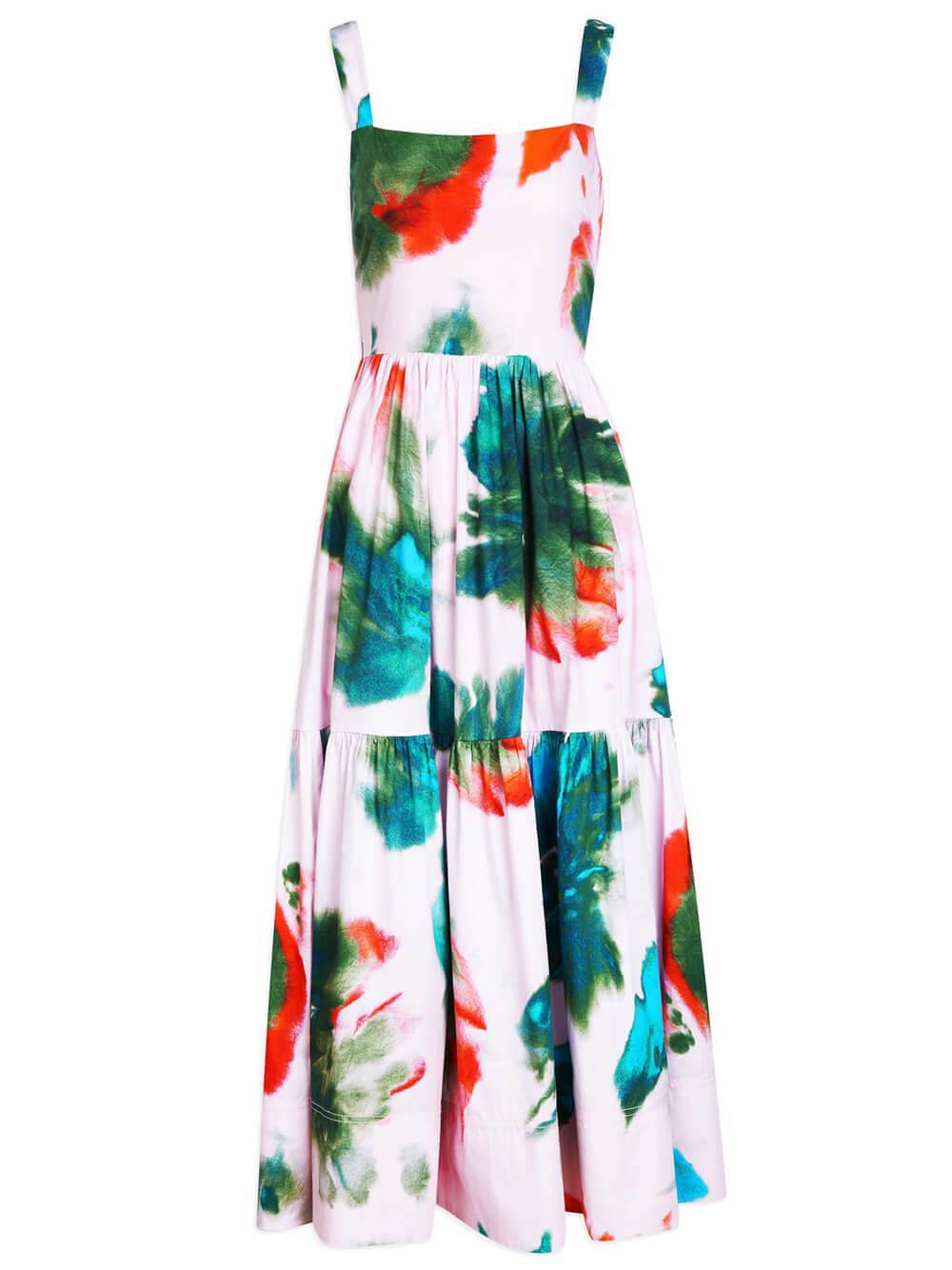 Gia Midi Dress Item # U21D200180