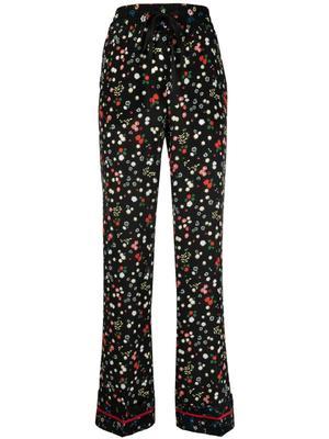 Floral Print Soft Pant