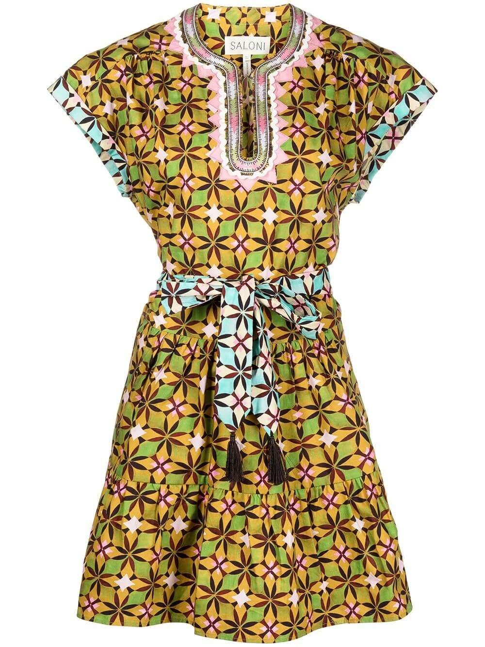 Ashley B Dress Item # 1206-AT