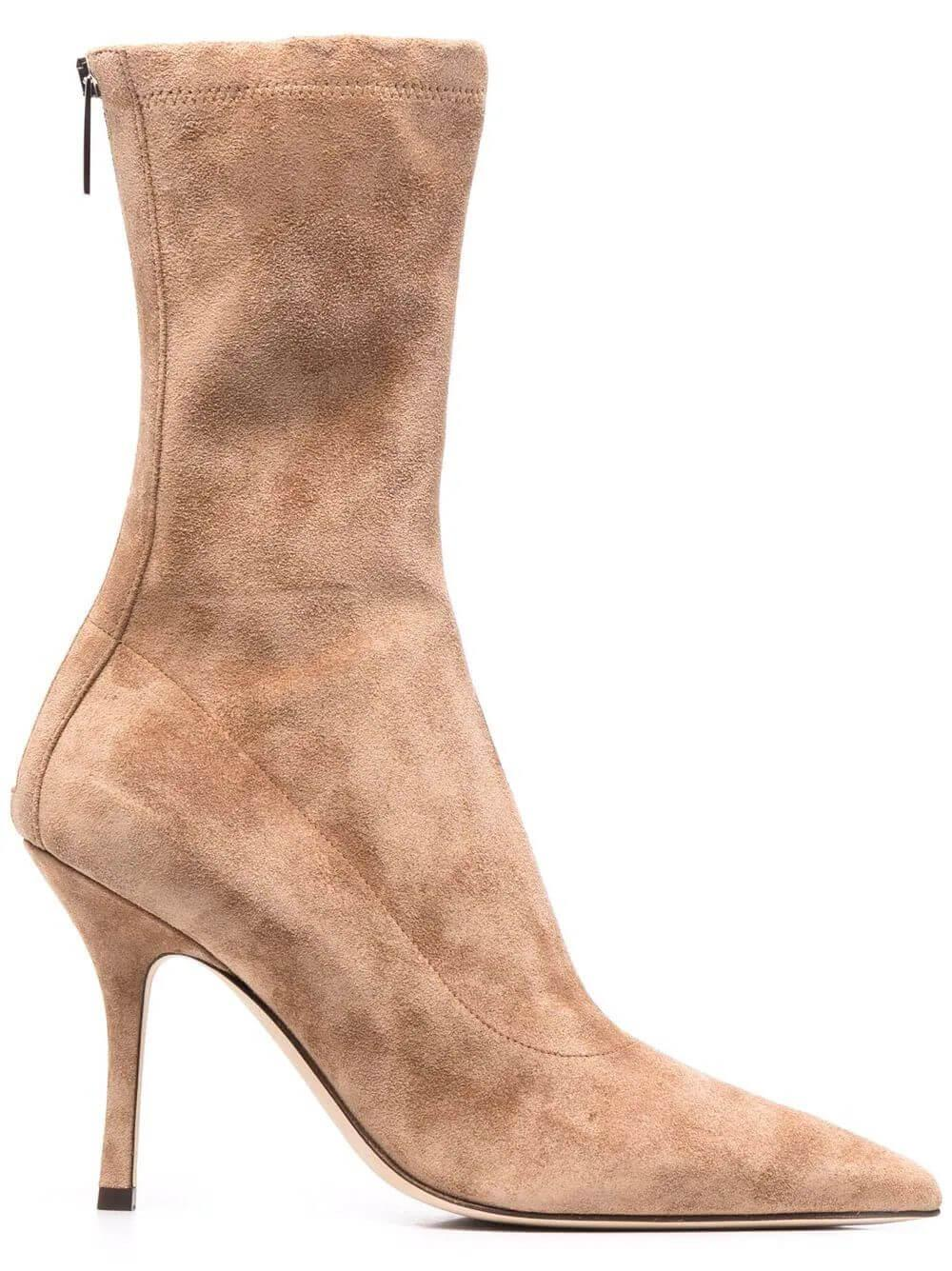 Mama Stretch Ankle Boot