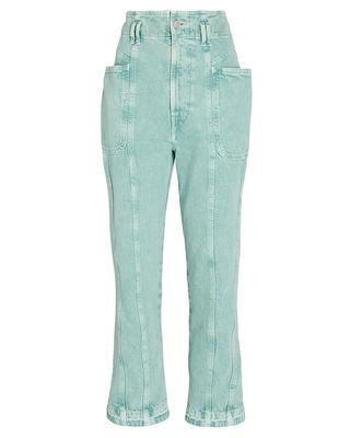 Tucson Straight-Leg Jean