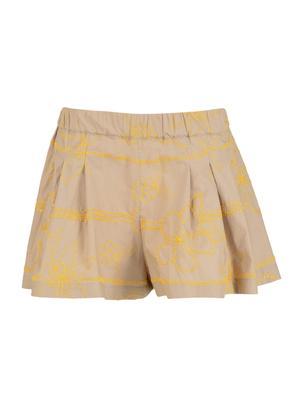 Hibiscus Short