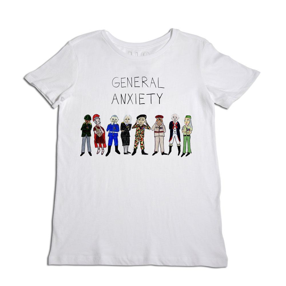 General Anxiety T- Shirt Item # UPW-248