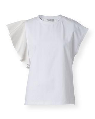 Parker Ruffle T-Shirt
