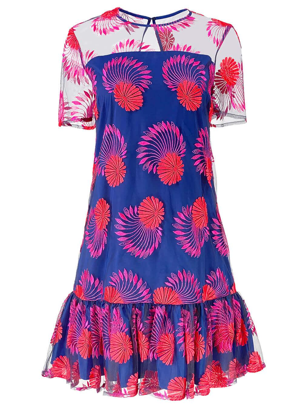Abstract Dress Item # 2105320EM1
