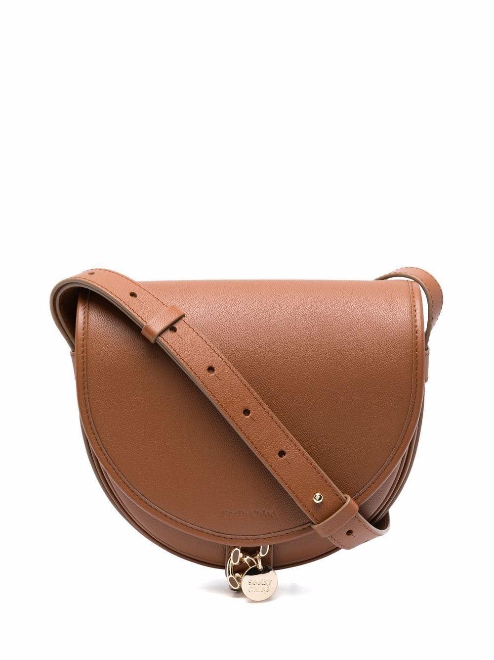 Leather Satchel Item # CHS21ASB11388