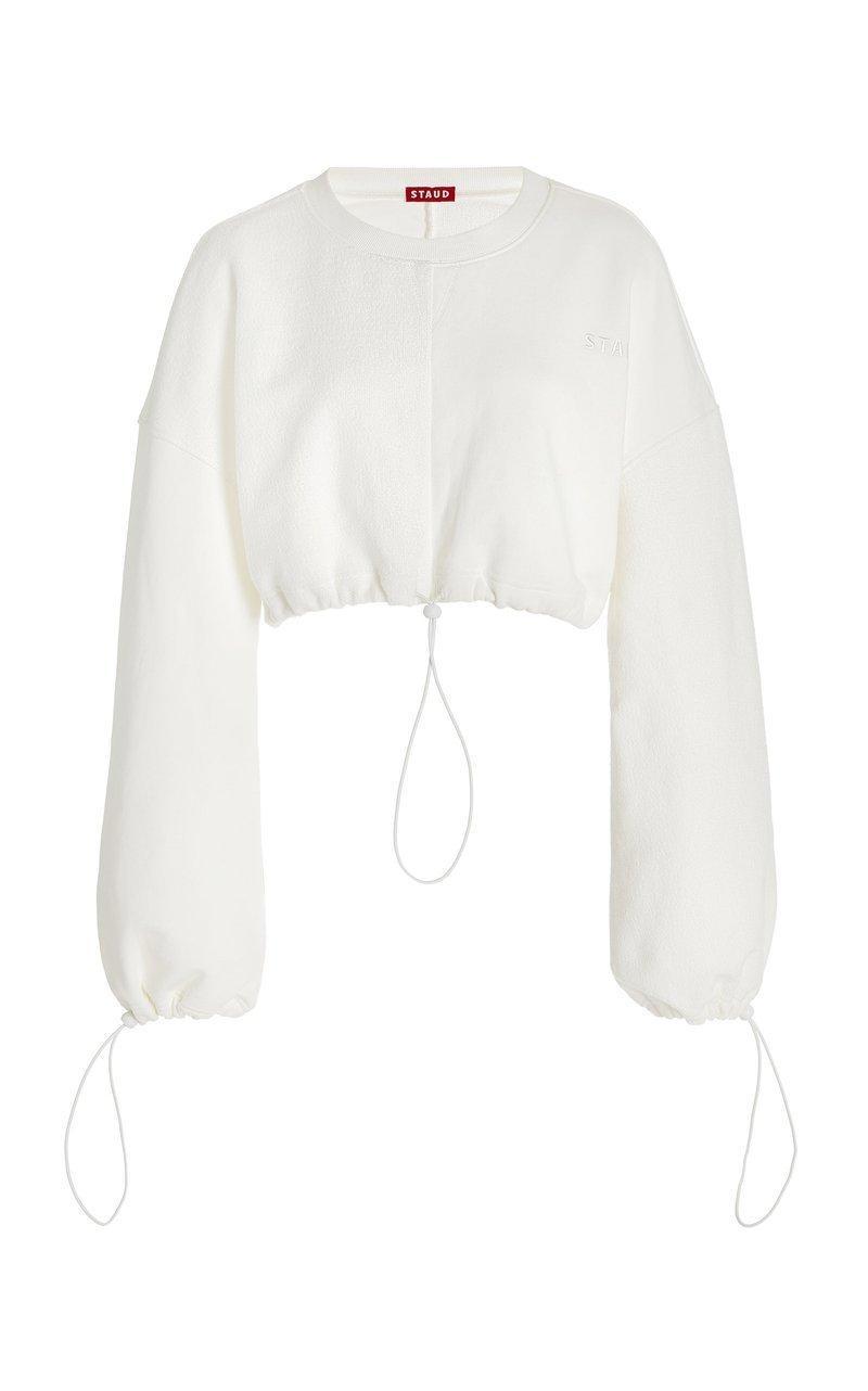 Cropped Bungee Sweatshirt