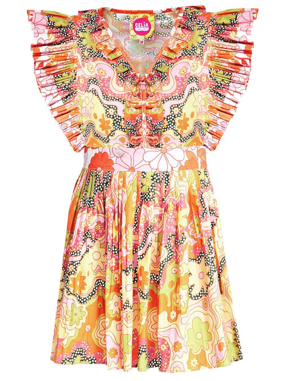Lirio Dress Item # SS21-CB-D10
