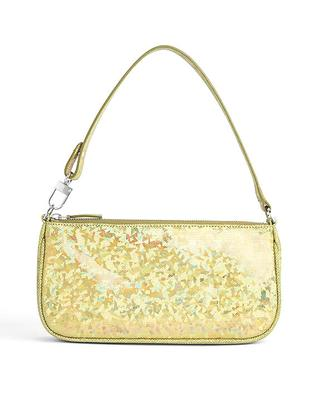 Rachel Hologram Leather Bag