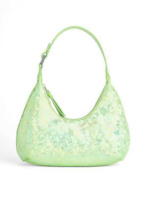 Baby Amber Hologram Shoulder Bag