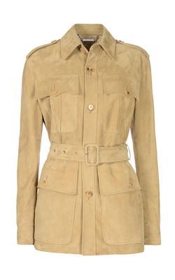 Tasha Suede Jacket