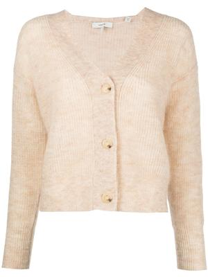 Featherweight Mohair Cardigan
