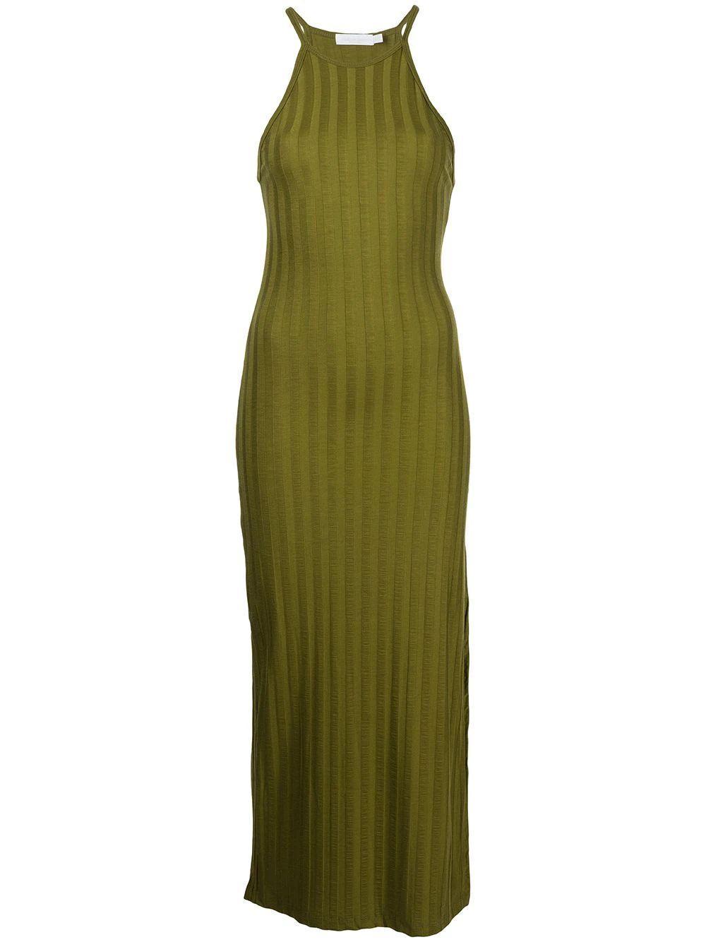 Megan Knit Midi Dress Item # 421-1006-ST
