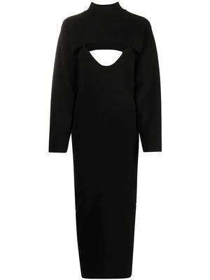 Noa Cutout Knit Dress