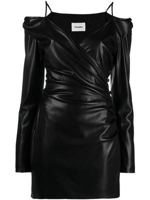 Moha Vegan Leather Dress