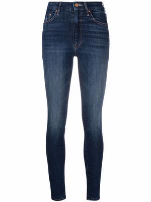 High Waisted Looker Skinny Jean