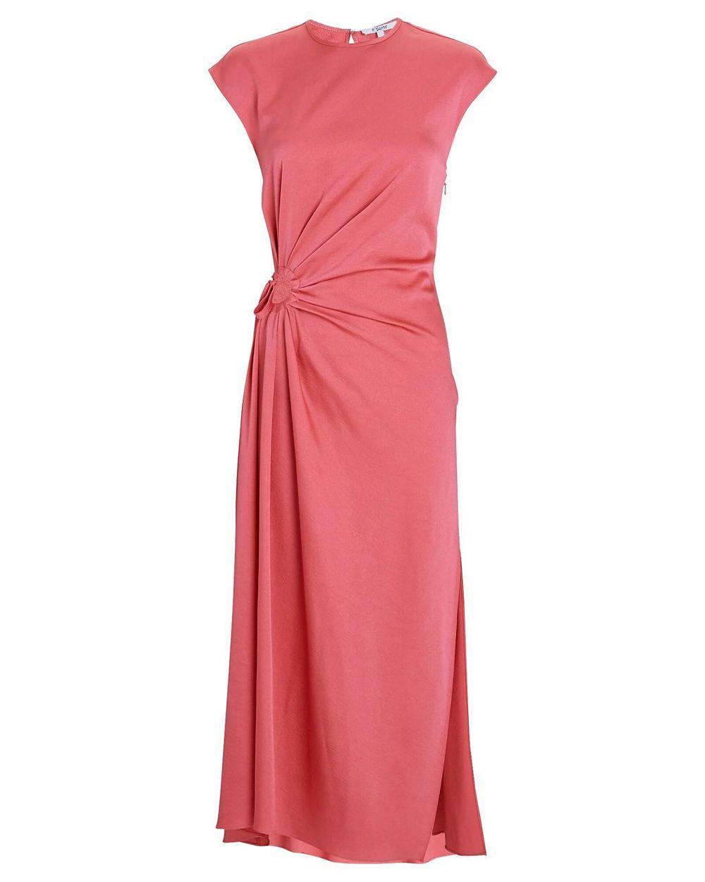 Alba Midi Dress Item # TP125014SCR