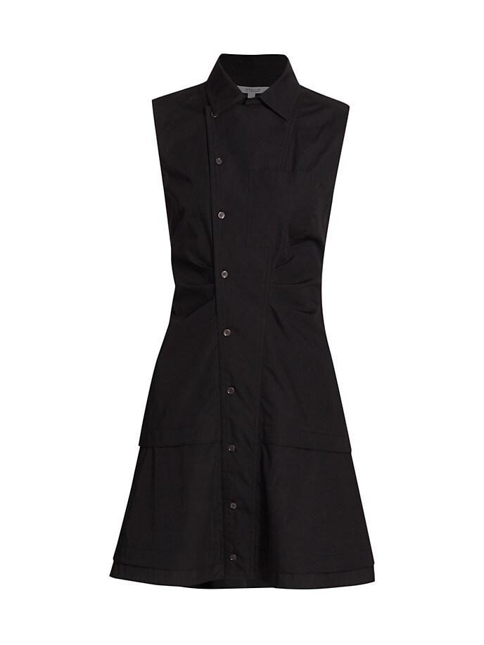 Satina Shirt Dress Item # TP12500COP