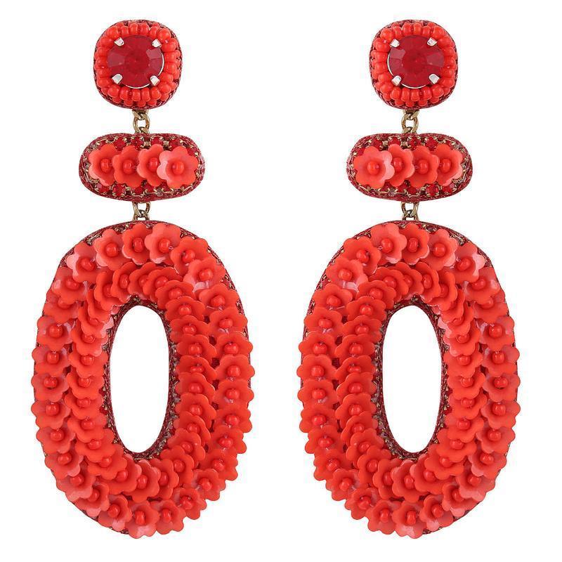 Britt Earrings Item # ER4352