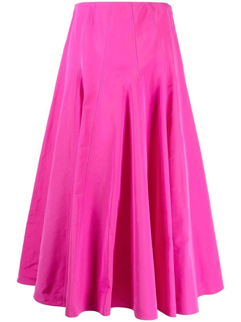 Full Midi Skirt Item # WB3RA7W14H2