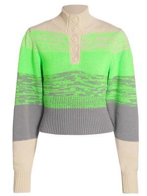 Caroleen Henley Sweater