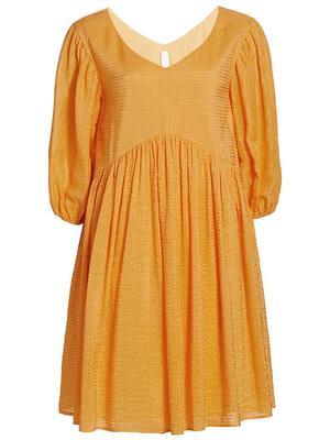 Miller Puff Sleeve Dress