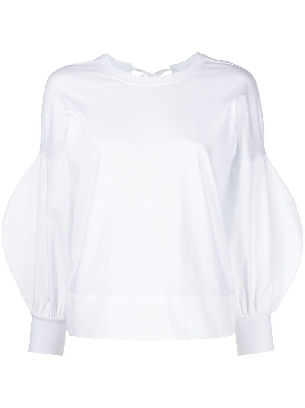 Blouson Sleeve Top