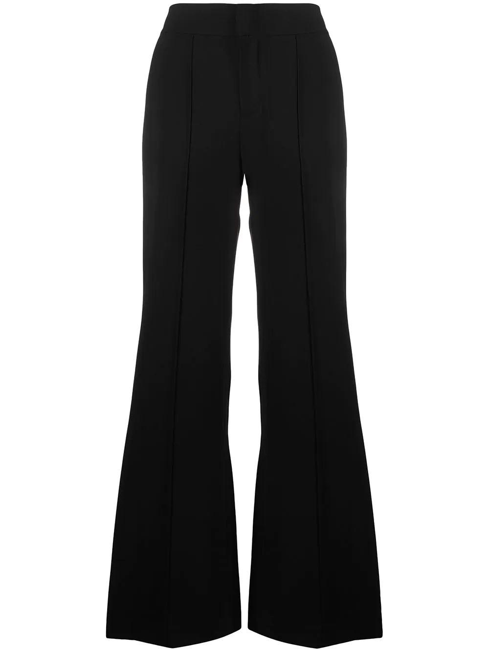Dylan High Waisted Trouser Item # CW000202105-B