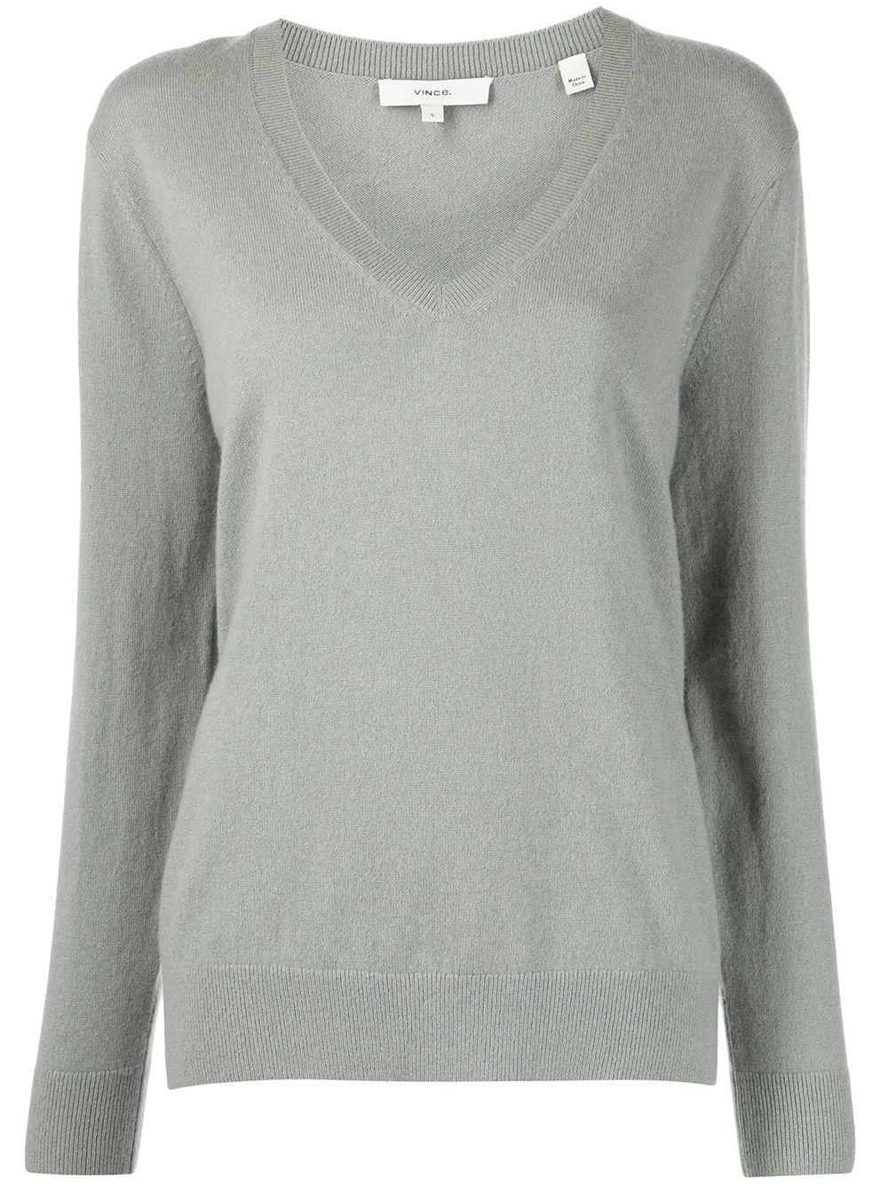 Weekend V- Neck Sweater Item # V772078133