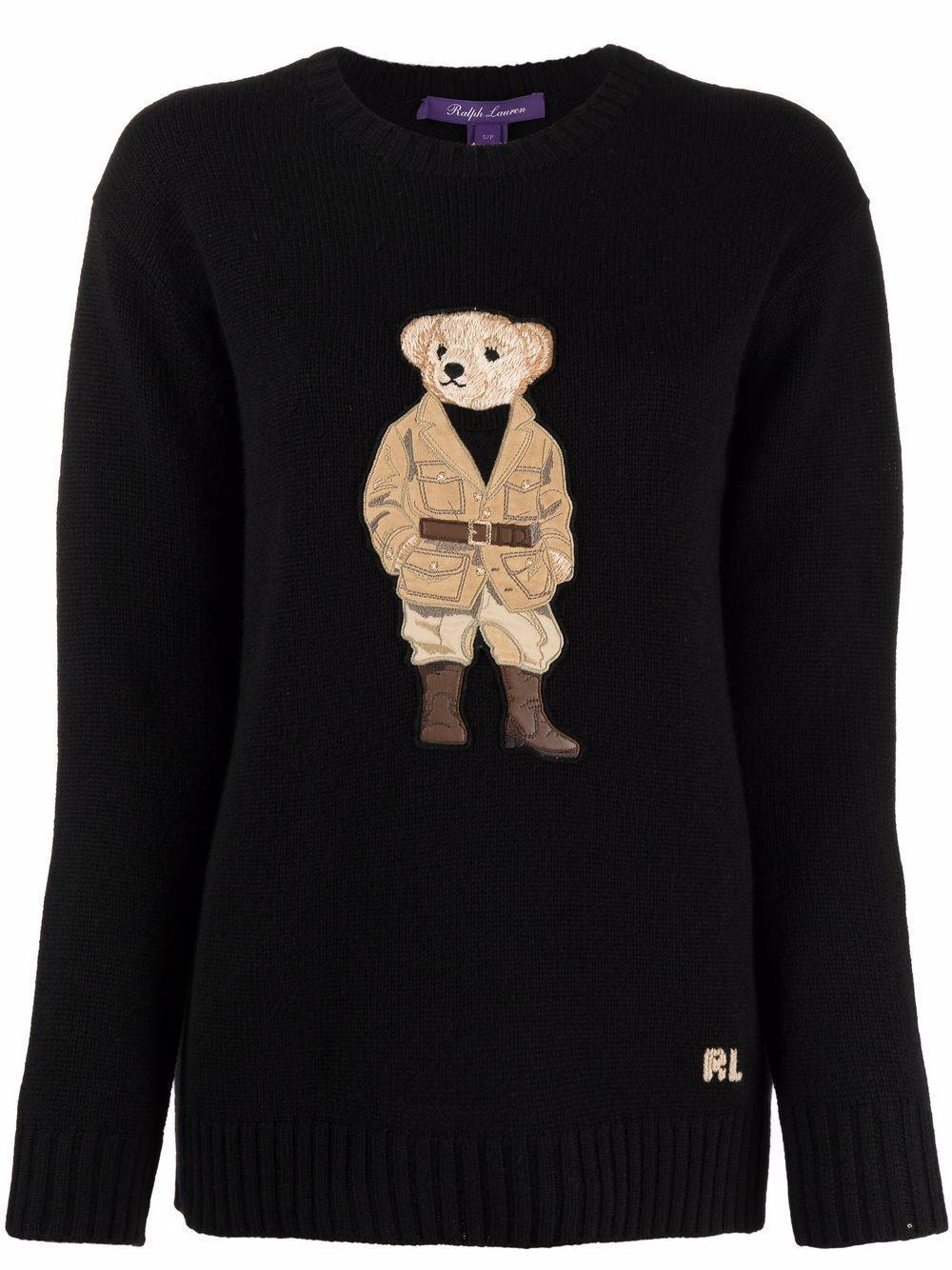 Safari Bear Sweater Item # 290851000001