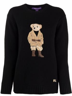 Safari Bear Sweater