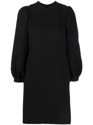 Blouson Sleeve Shift Dress