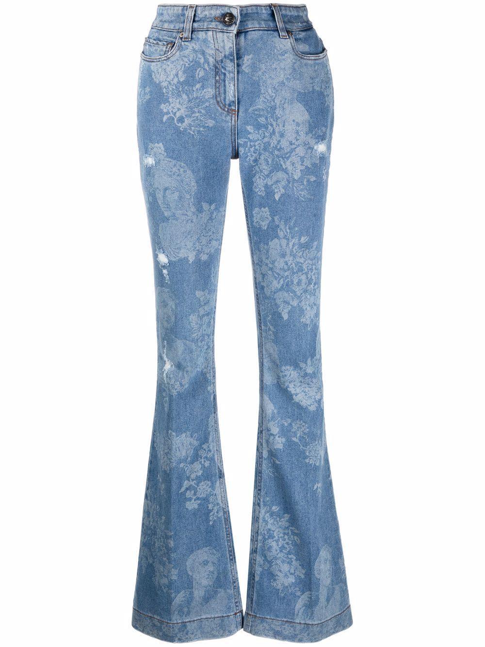 Svasato Printed Jeans Item # 212D184869050