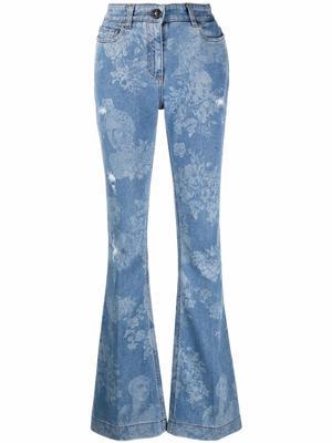 Svasato Printed Jeans