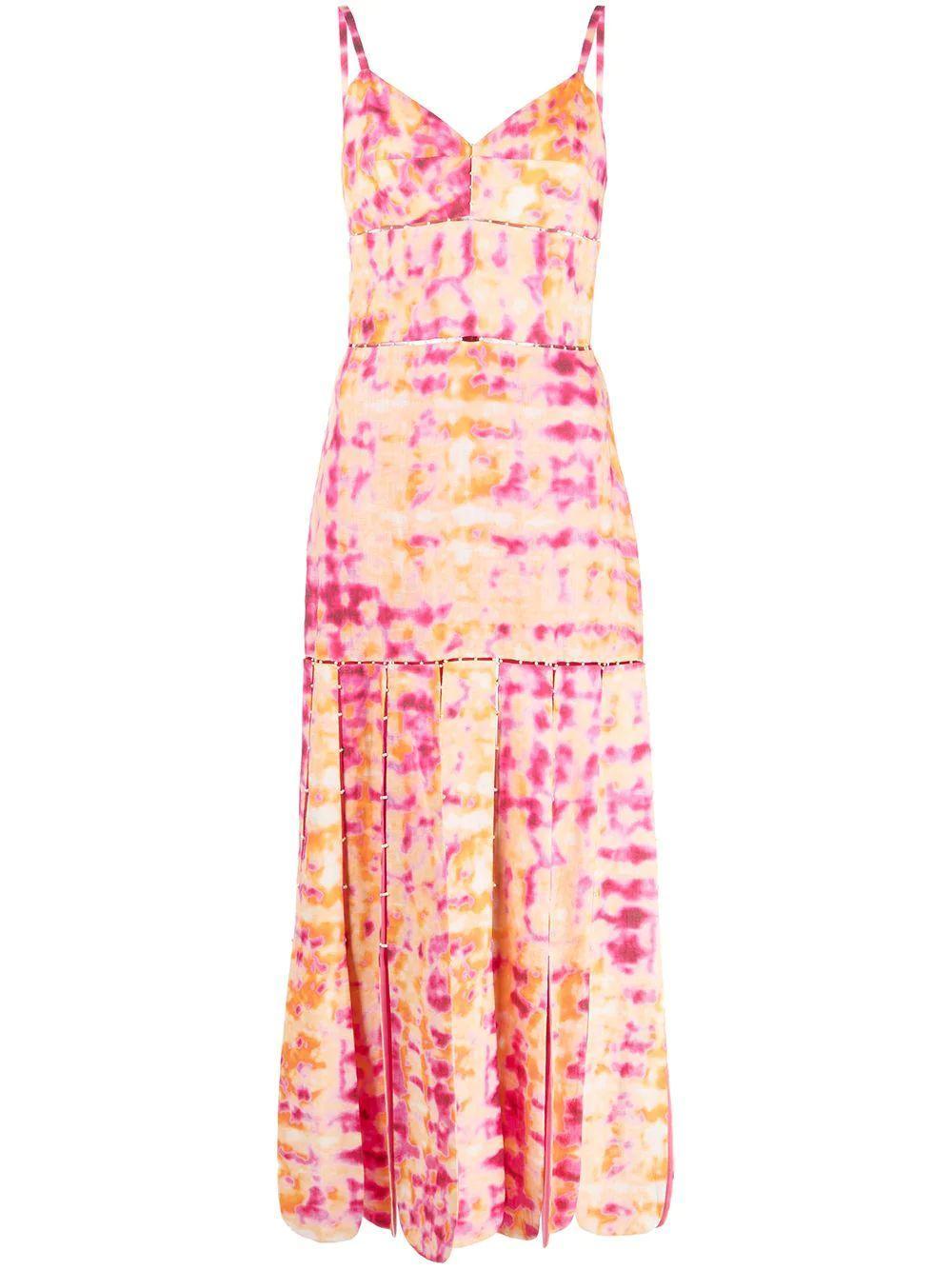 Alessa Midi Dress