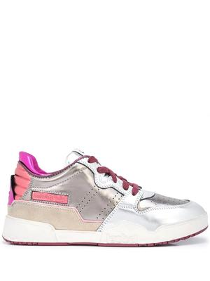 Metallic Multi Sneaker